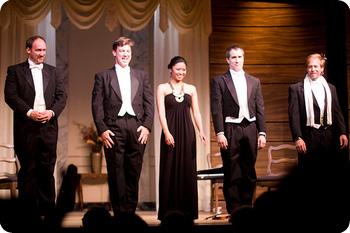 Opus by Michael Holliger, Ensemble Theatre Santa Barbara 2011