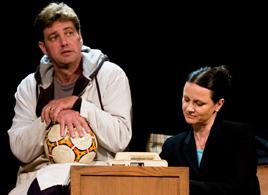 Scenes from the Big Picture by Owen McCafferty, Seanachai Theatre Company Chicago 2008