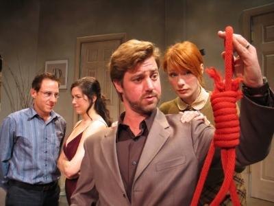Mr. Kopert by David Gieselmann, Odyssey Theatere LA