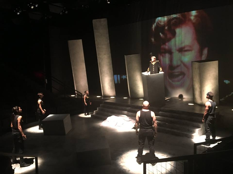 Julius Caesar, By William Shakespeare, Directed by Michael Halberstam, Writers Theatre Chicago