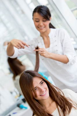A great hairstylist will ask you questions before they determine what actions to take.