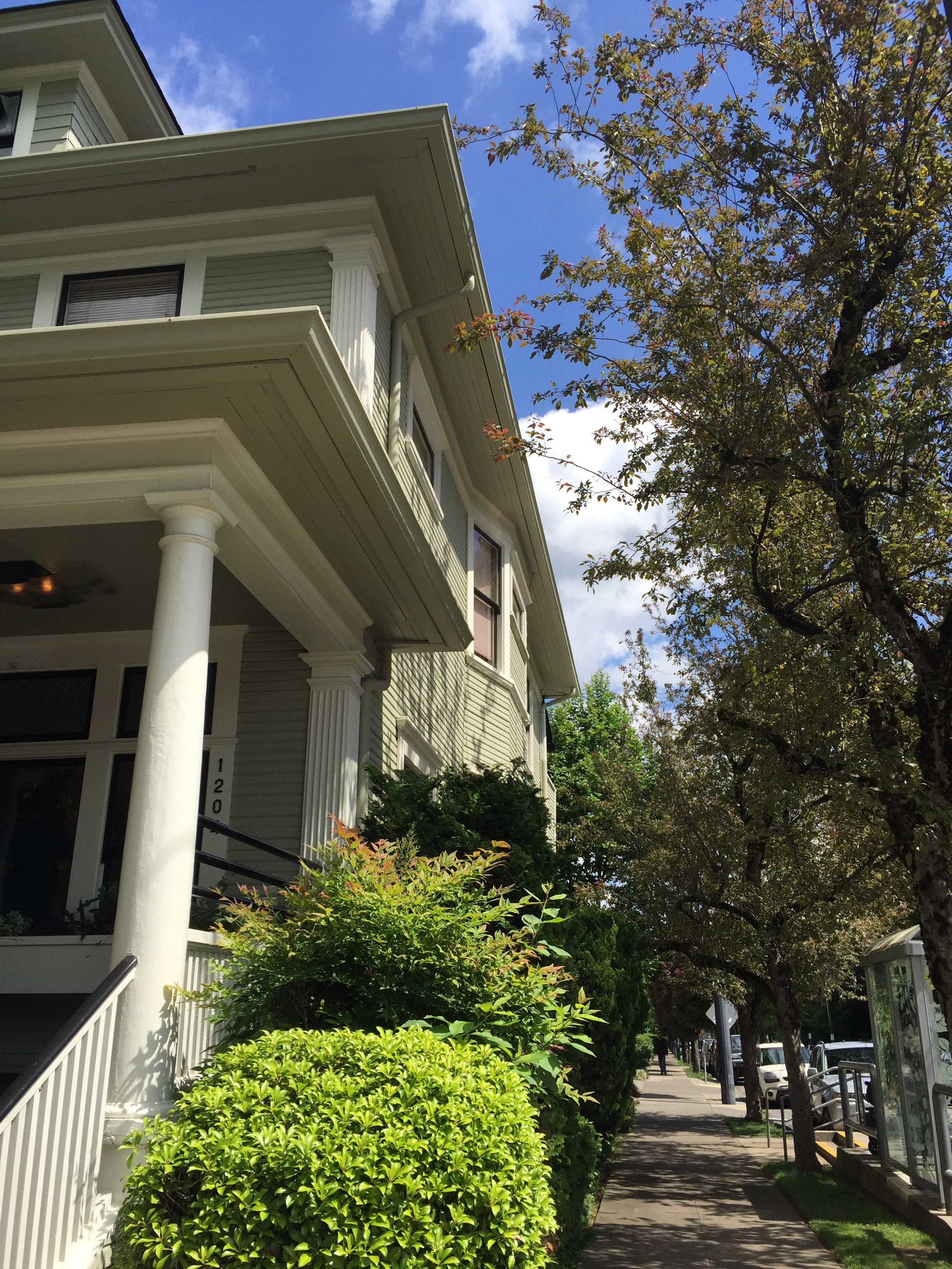Nestled on a leafy street in Northwest Portland, Paley's Place is located inside a charming Victorian home.