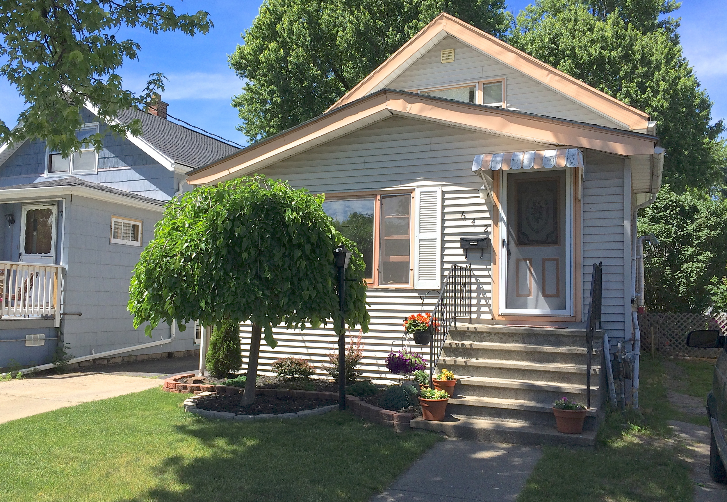 WILL BE RELISTED IN 2015: 642 Marilla St., Buffalo