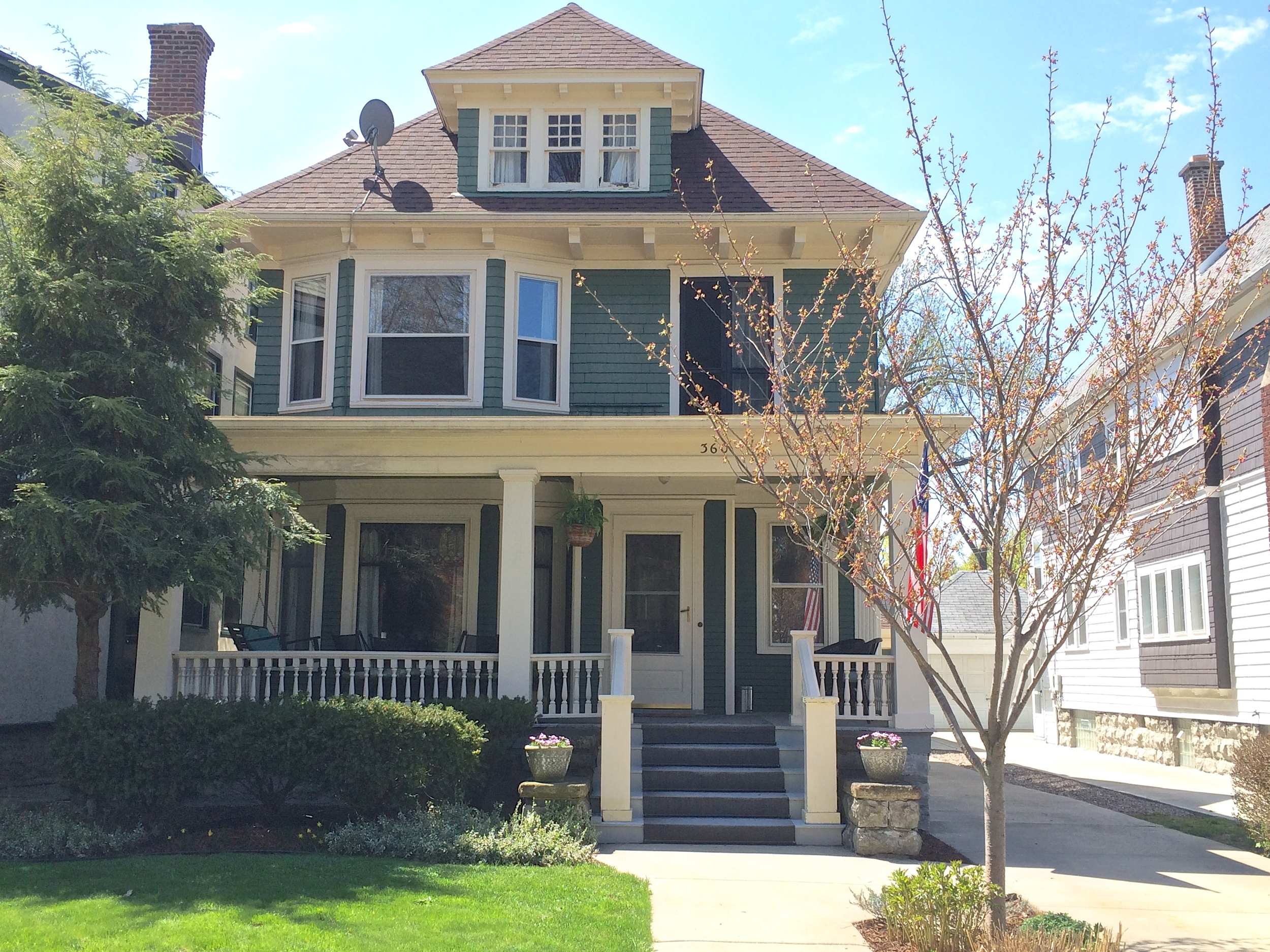 SOLD: 360 Woodward Ave, Buffalo | $319,900