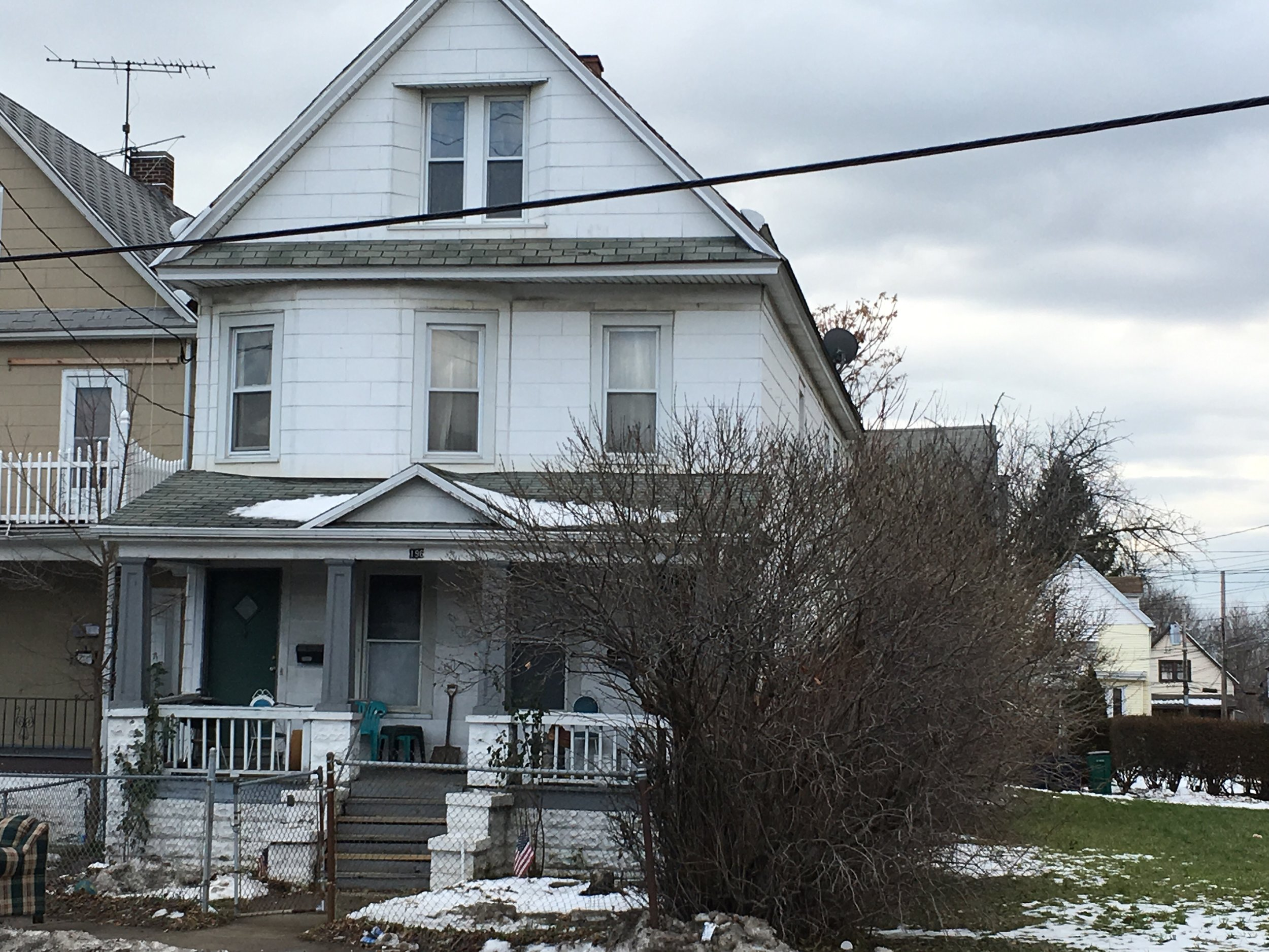 SOLD: 196 Military Rd, Buffalo | $35,000