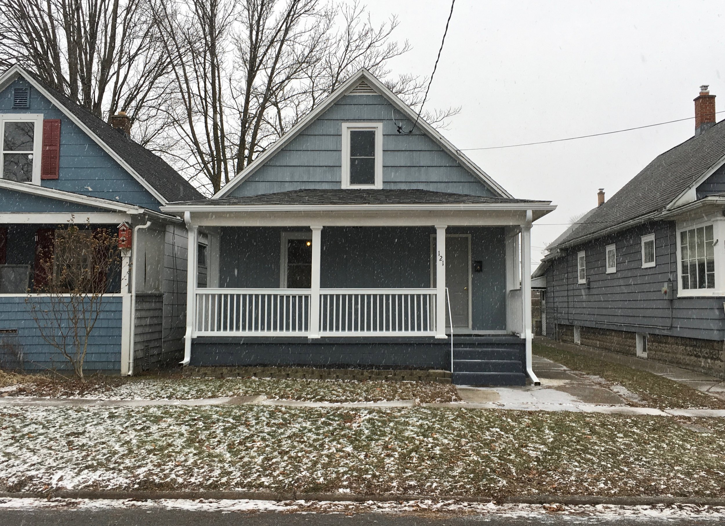 SOLD: 121 7th Ave, North Tonawanda | $79,900