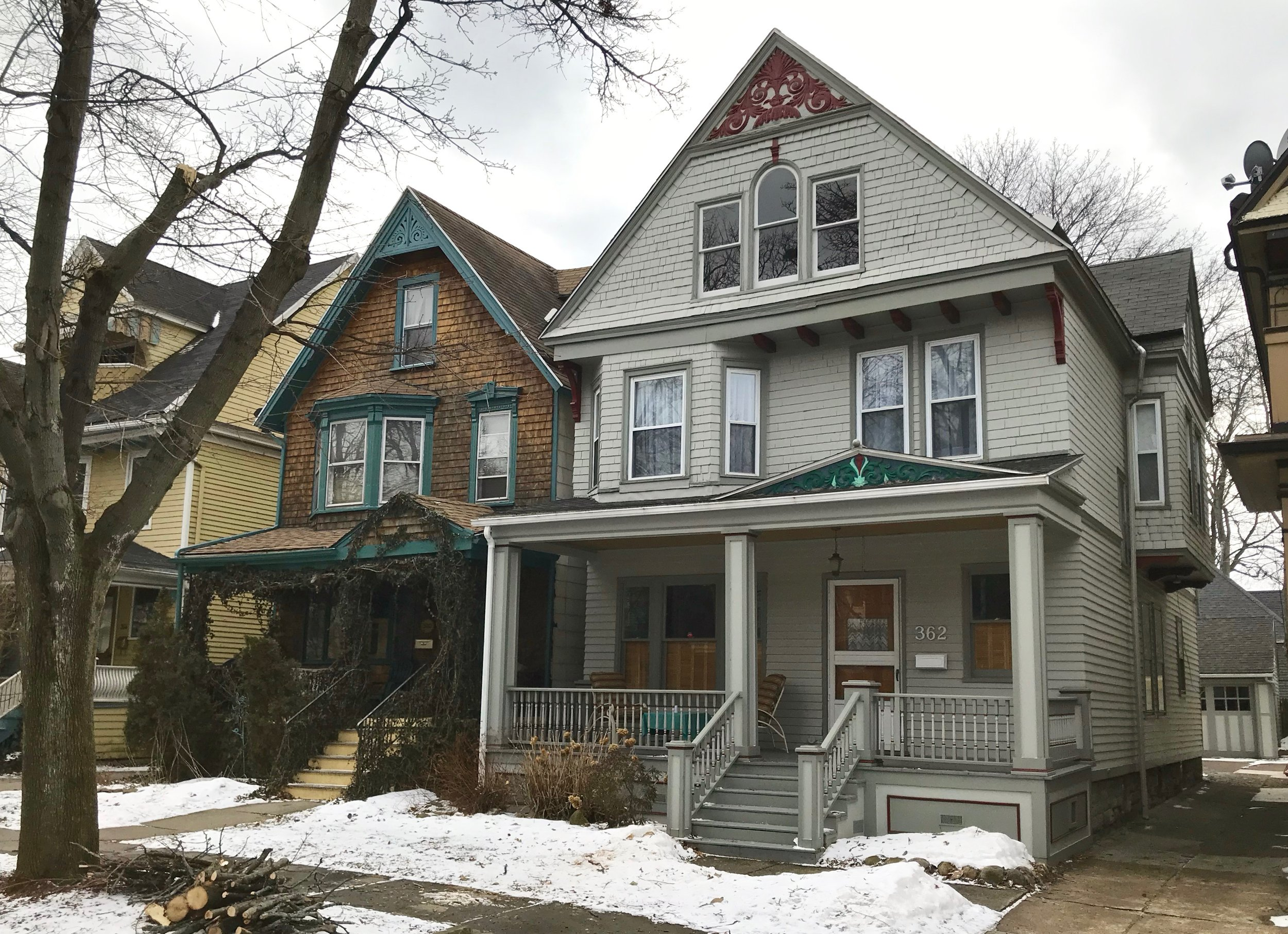 SOLD: 362 Ashland Ave, Buffalo | $294,900
