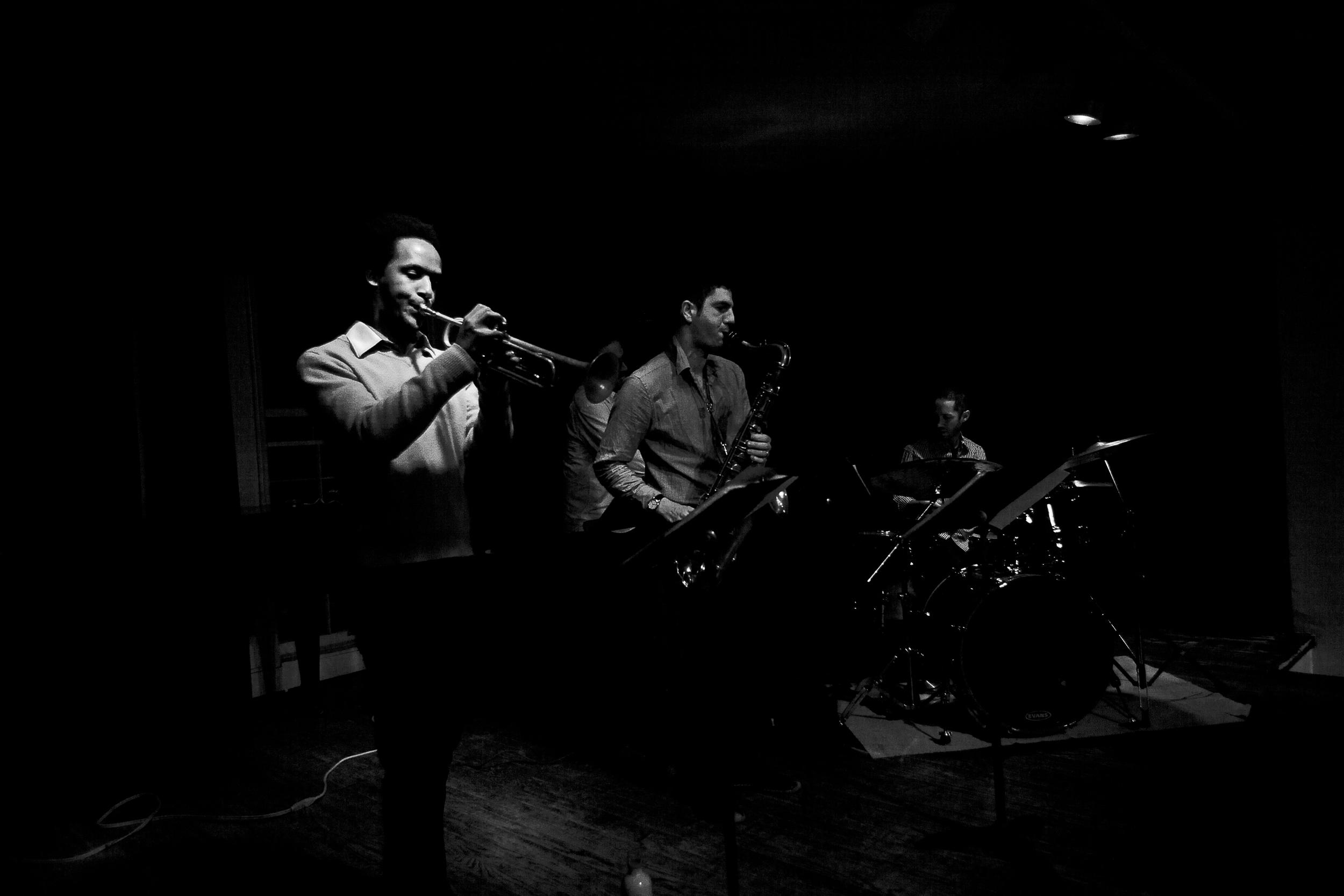 The Aquarian Suite Quartet