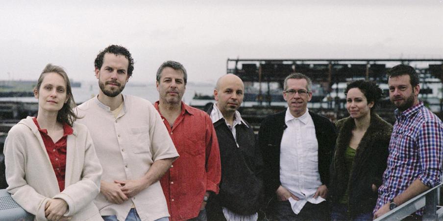 Brooklyn Jazz Underground: Anne Mette Iversen, David Smith, Adam Kolker, Rob Garcia, Owen Howard, Tammy Scheffer & David Cook