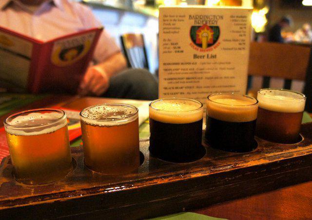 Brewer's Taste - Five 3 oz. servings of our beers.