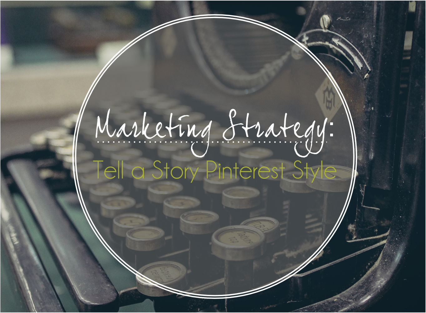 Pinterest Marketing Strategy