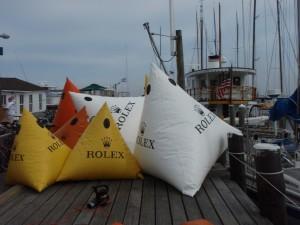 Block Island Race Week Dock