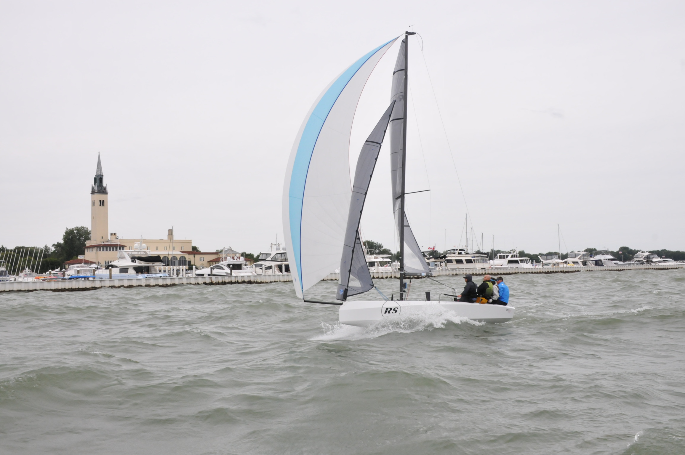 The new RS21 is a stable and fun design. Ed Furry and Sail22 will be the North American RS21 Sales Representative. Please reach out to info@sail22.com with any questions.