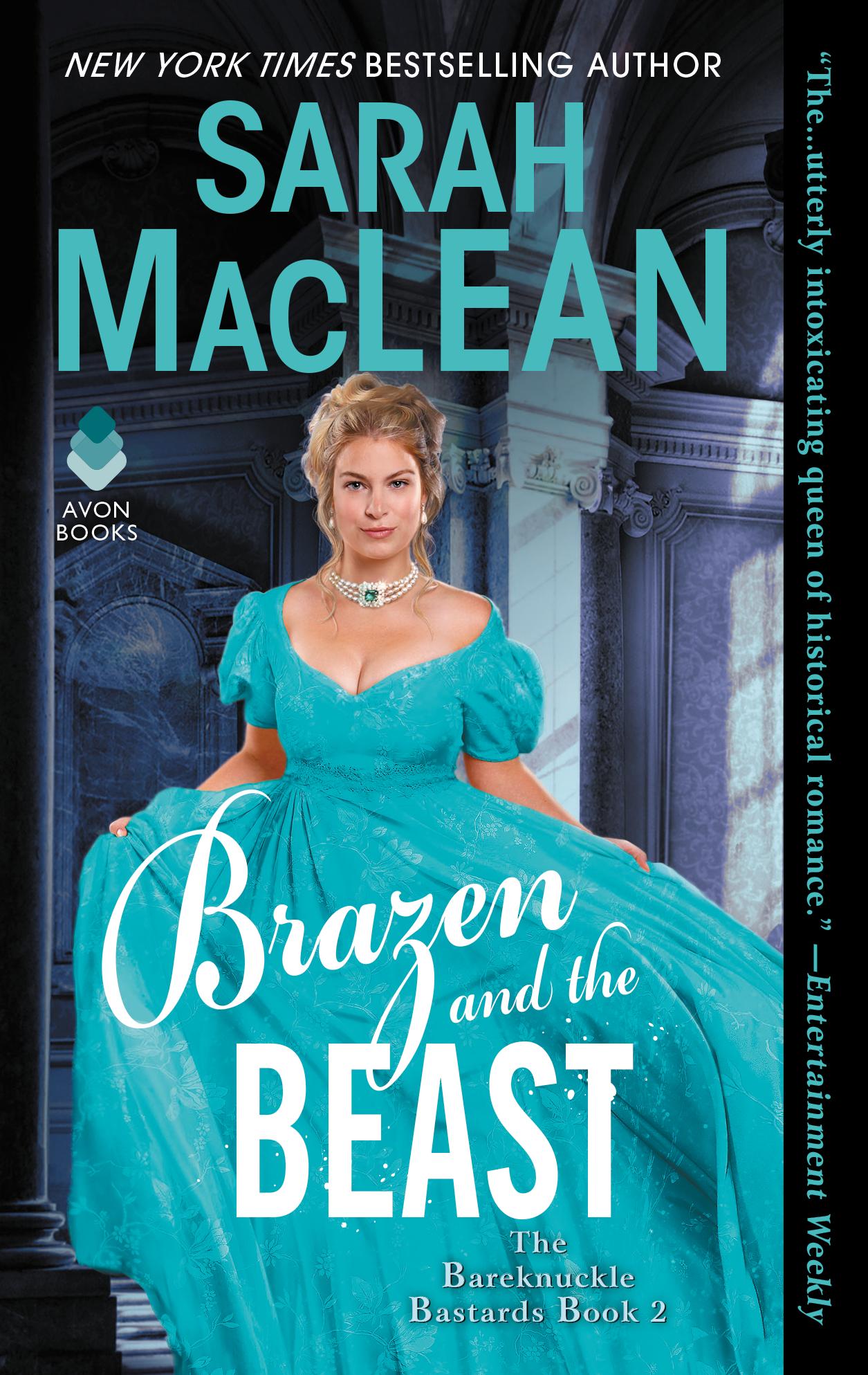 Brazen & the Beast Cover