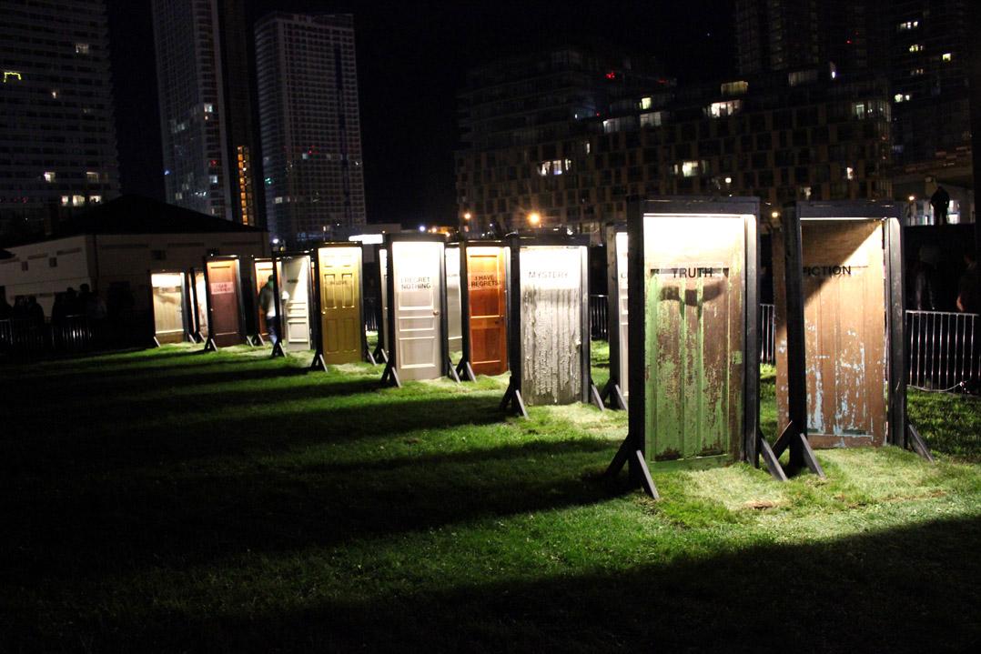 Between Doors, Labspace Studio (John Loerchner & Laura Mendes) - Toronto, Canada