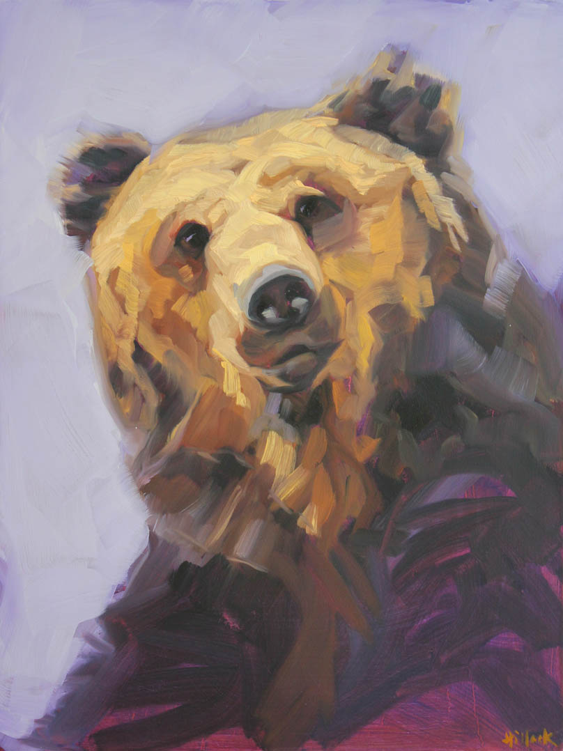 Philip, oil on panel, 24x16 inches