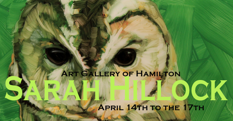 Art Gallery of Hamilton, 123 King Street West,Hamilton ON, L8P 4S8   AGH Members Preview | Thursday, April 27, 4pm Opening Reception | Thursday, April 27, 5-9pm    ART SALE HOURS  Thursday, April 27: 5pm - 9pm Friday, April 28: 11am - 9pm Saturday, April 29: 12pm - 5pm Sunday, April 30: 12pm - 5pm