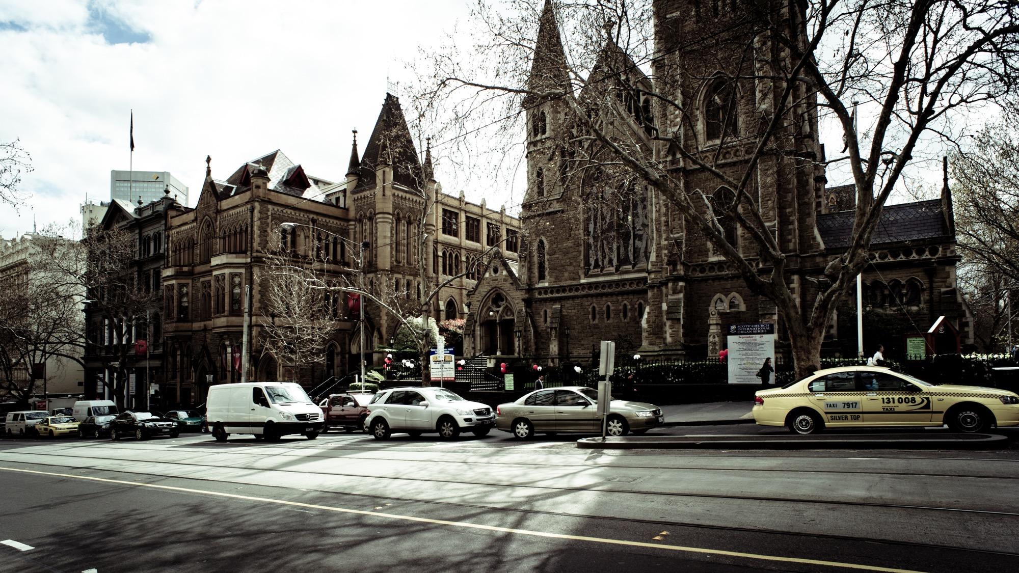 The Paris side of Melbourne