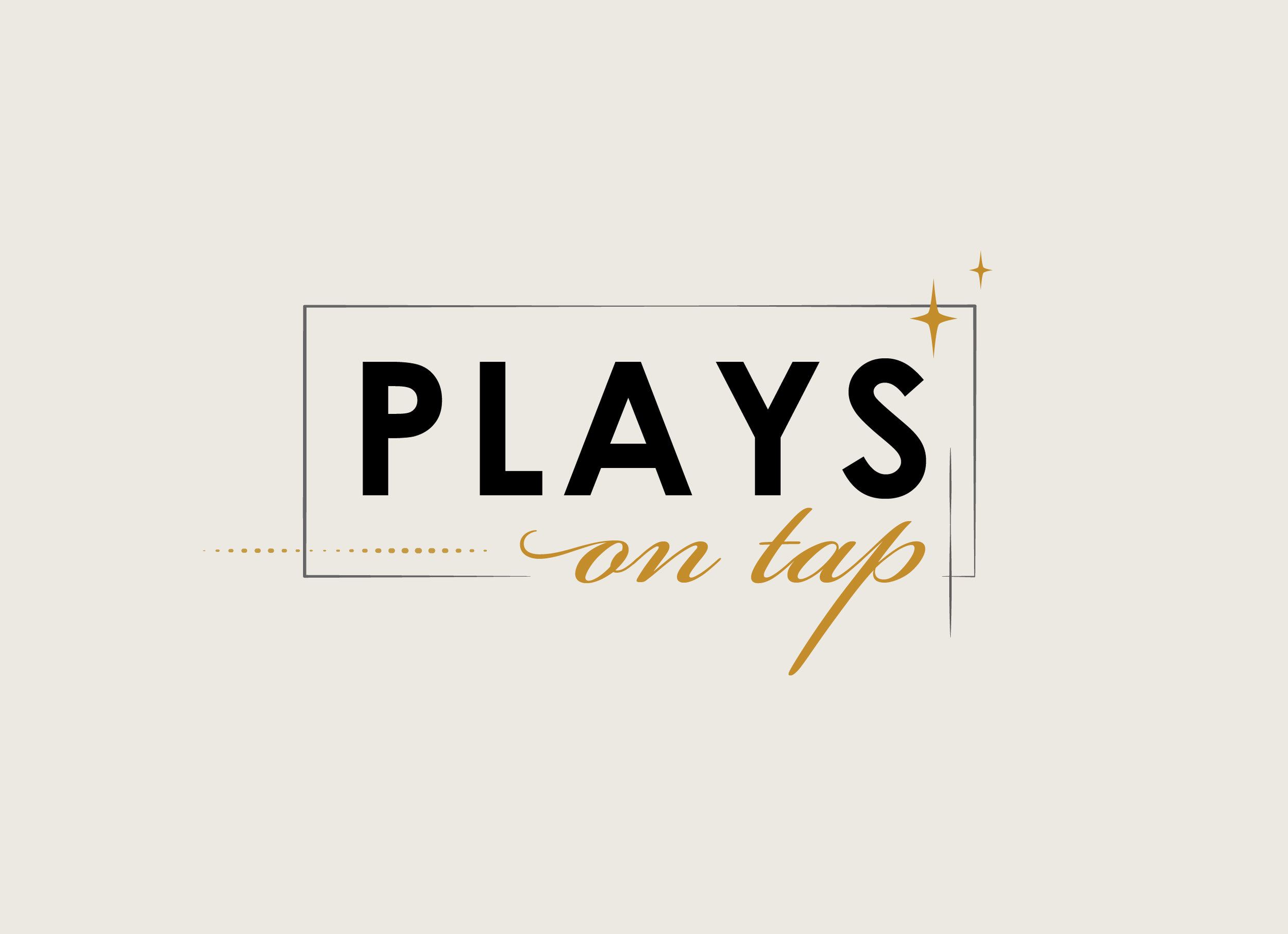 Plays on Tap Branding