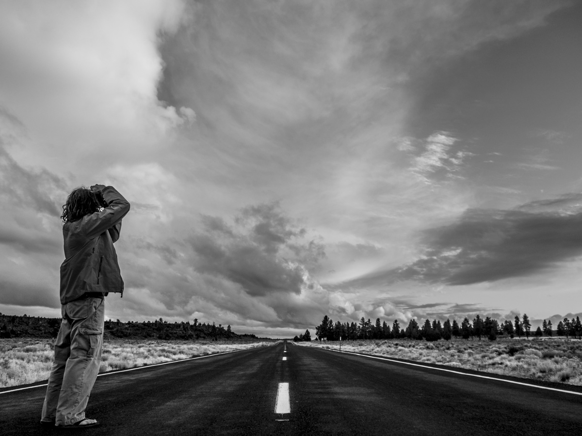 Myself on the road: Thanks Andy. Panasonic GH4