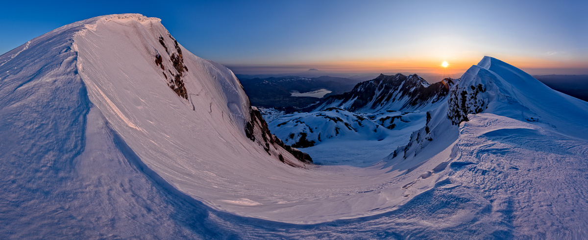 Nikon D810 34 frame Panoramic Merger (CLICK TO ENLARGE)
