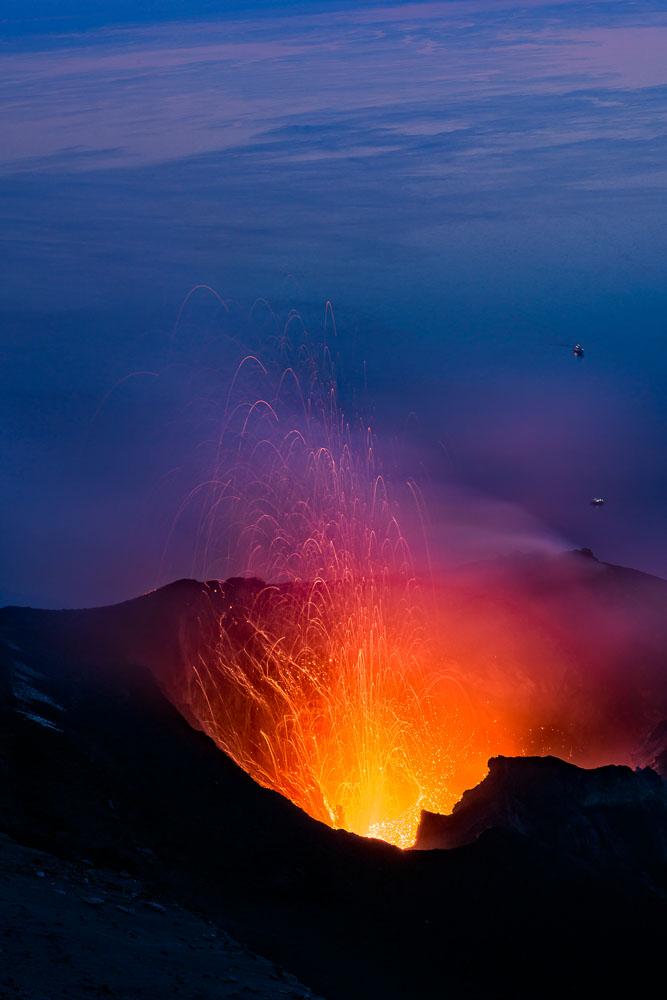 Stromboli Fire
