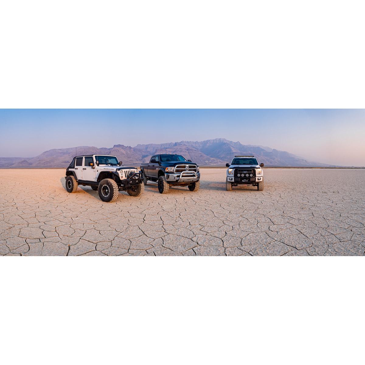 Desert Trucks