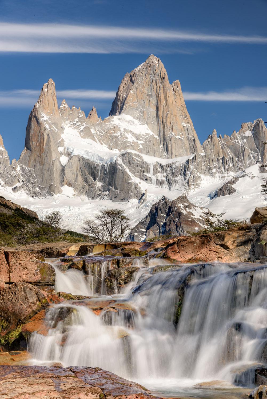 Neutral Density is essential for sunlit waterfalls