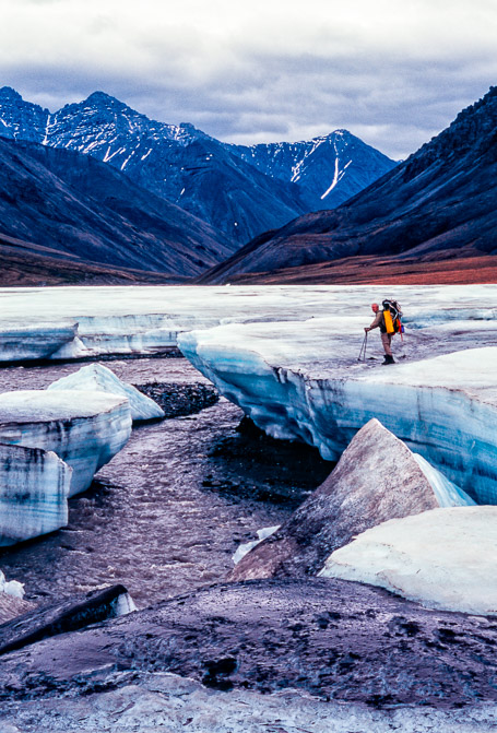 Arctic Aufeis