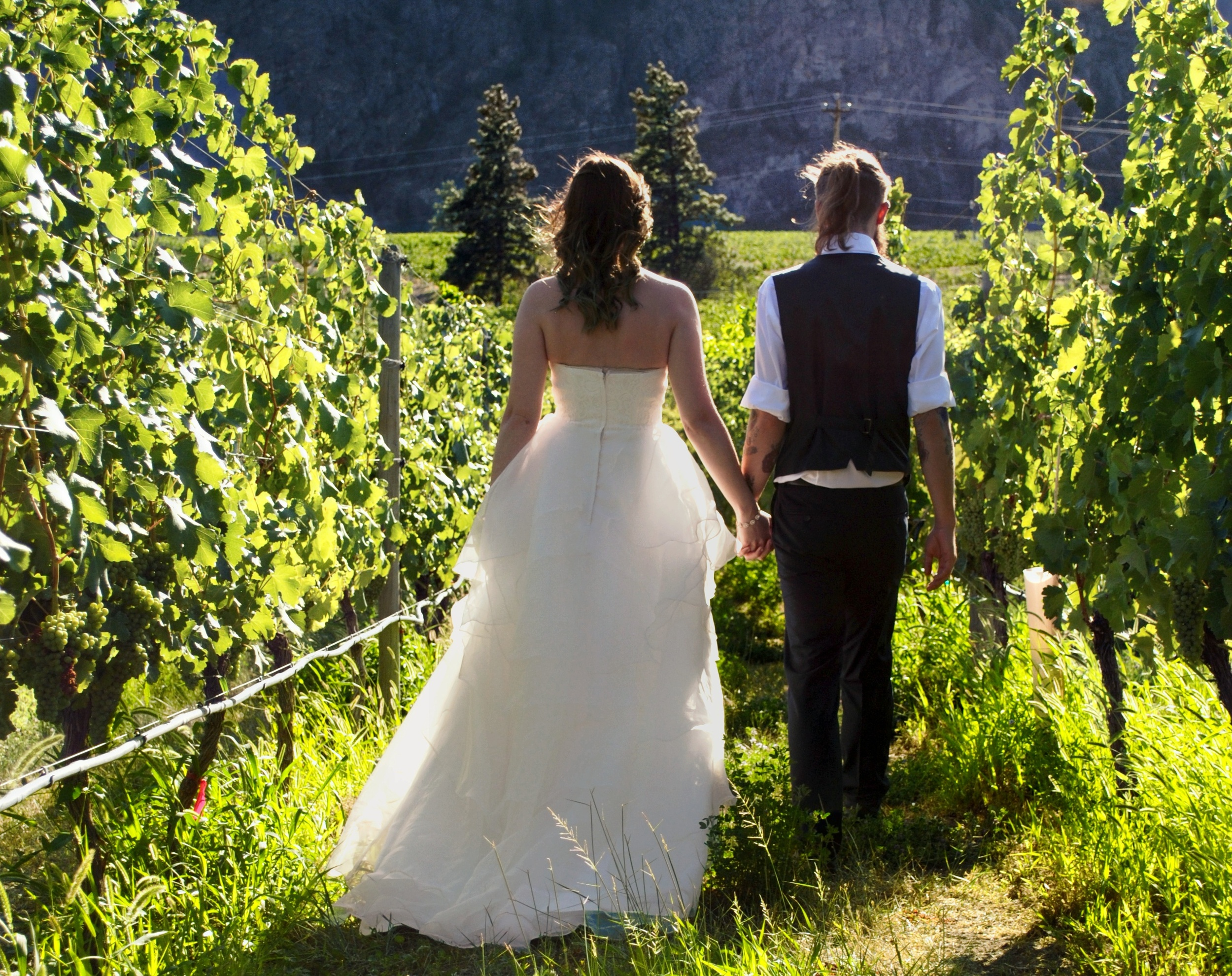 Fisher Wedding Vineyard - jesuisley.com