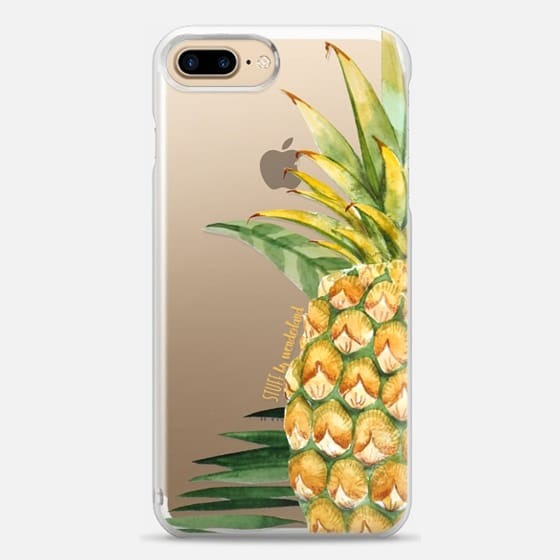 pineapple iphone case by stuffxwonderland on casetify