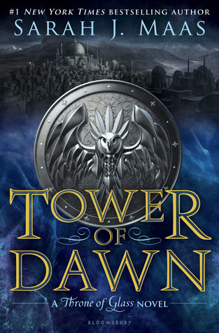 Tower of Dawn by Sarah J Maas