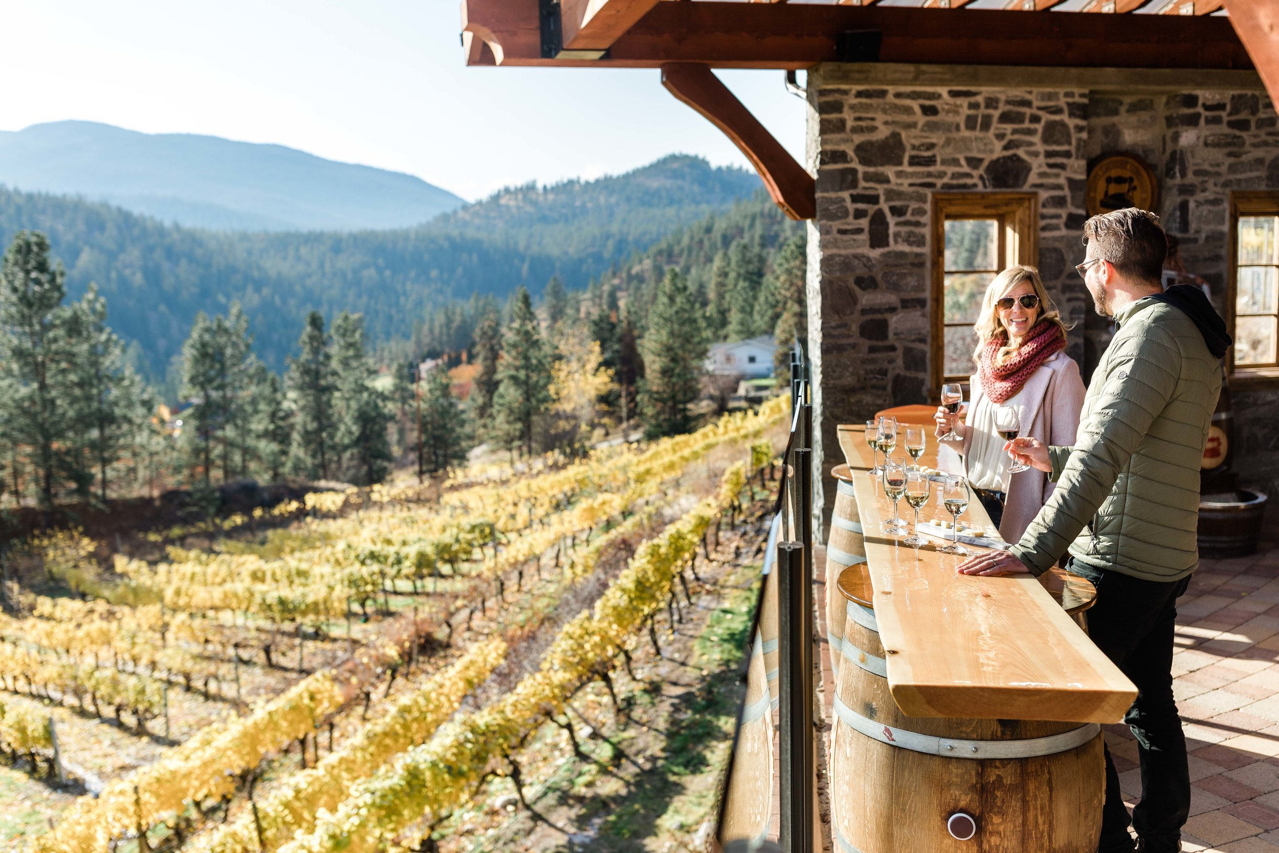 Summerland Wineries in Okanagan Valley Wine Region on AshleyFisher.ca