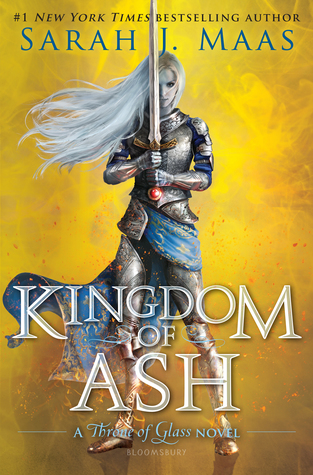 Kingdom of Ash review on ashleyfisher.ca