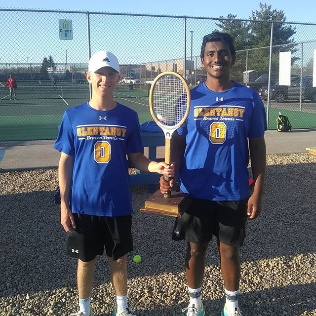 #GoldenGoolagong winners from the past two weeks. @tuckerstrawser @jayanth_reddy for their amazing comeback against Orange and Paolo for putting in the work every day #GoBraves