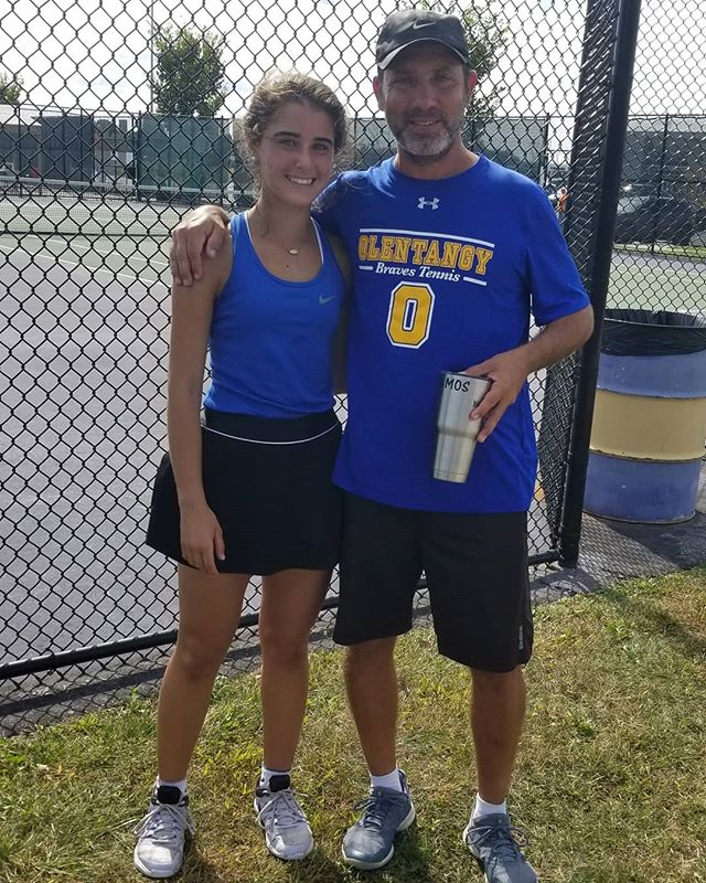 Congratulations to @nk.khayat for locking up a spot at States today. Seeding round Saturday then on to Mason! #GoNour #GoBraves #FamousAmos