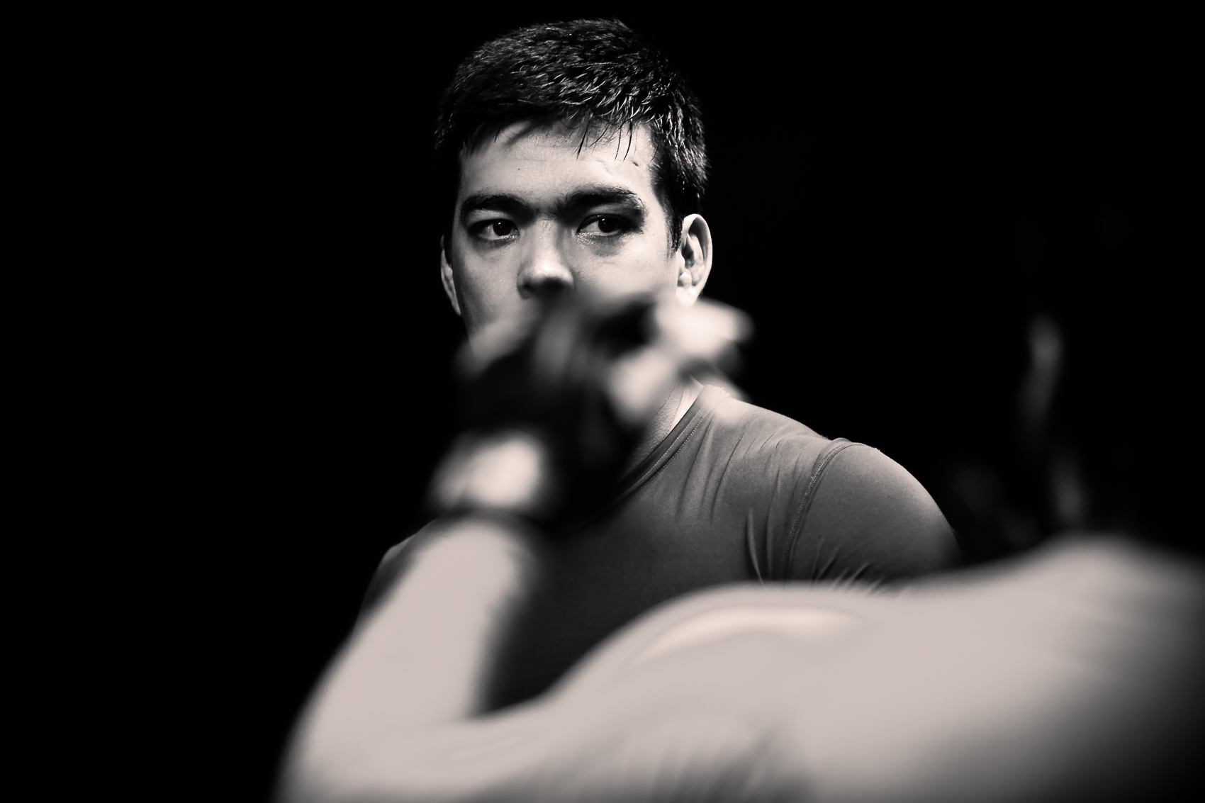 Lyoto Machida for Black House Gym