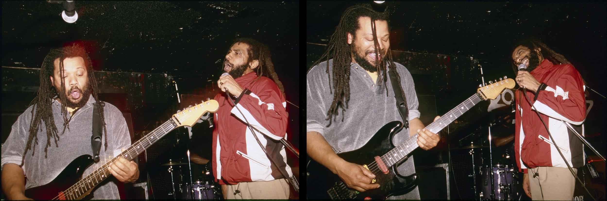 Bad Brains, Sacramento, Ca. 1998