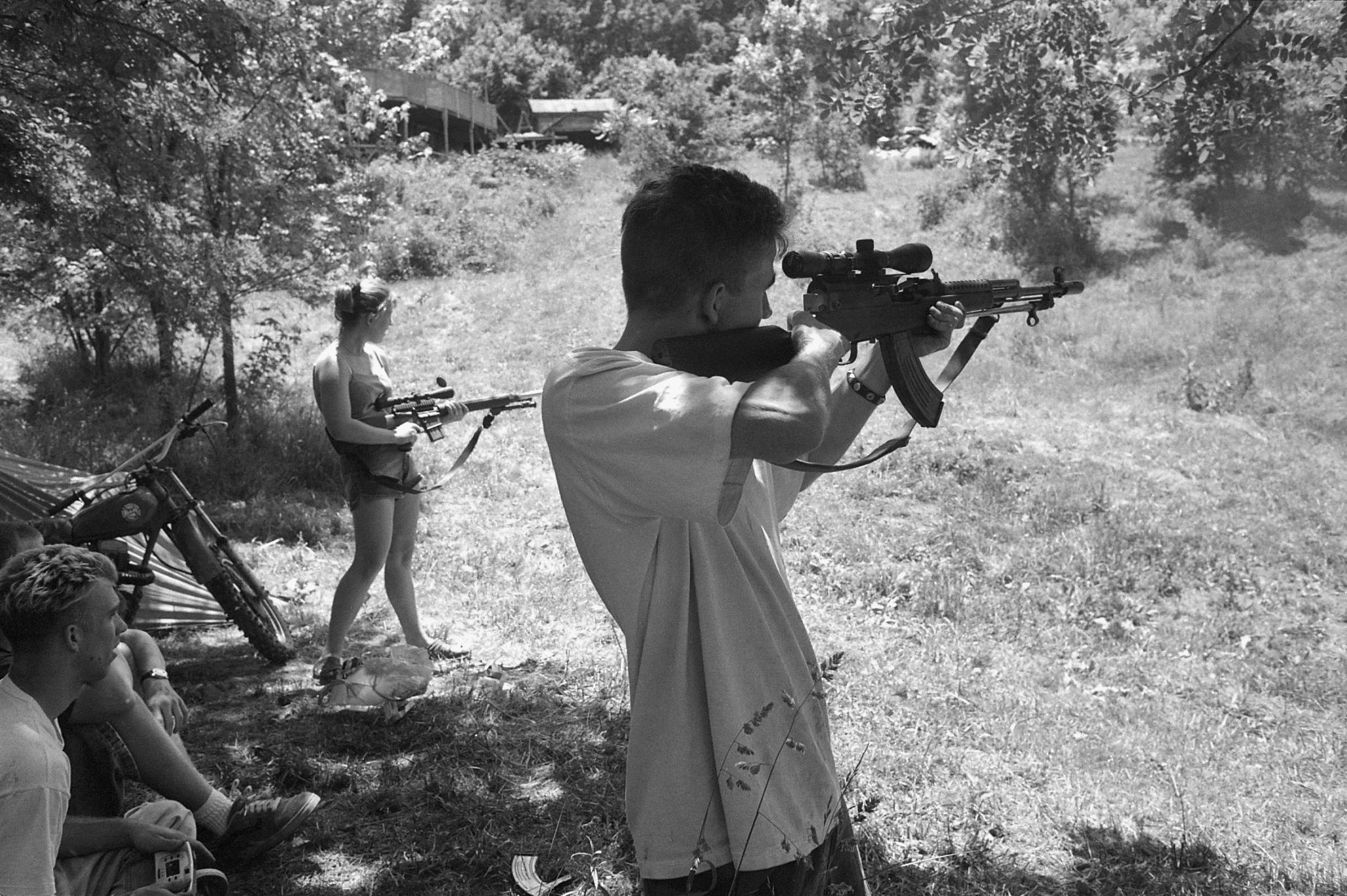 Guns, 1998