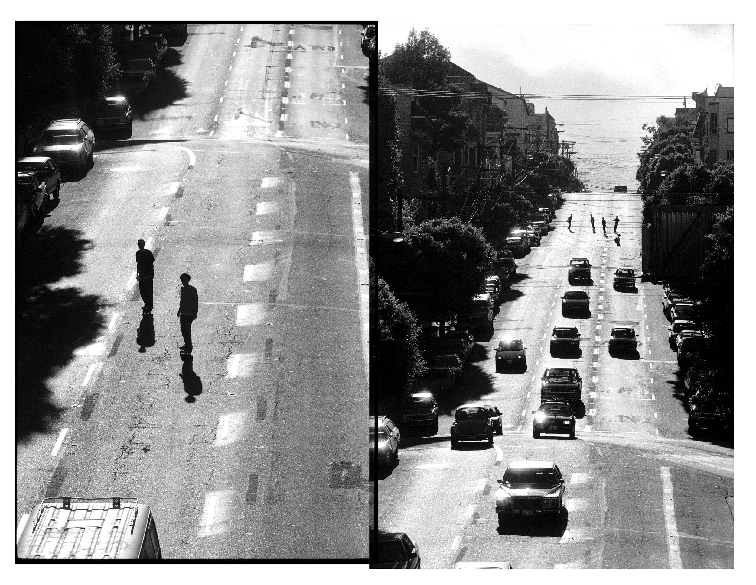 Hills, San Francisco, 1996