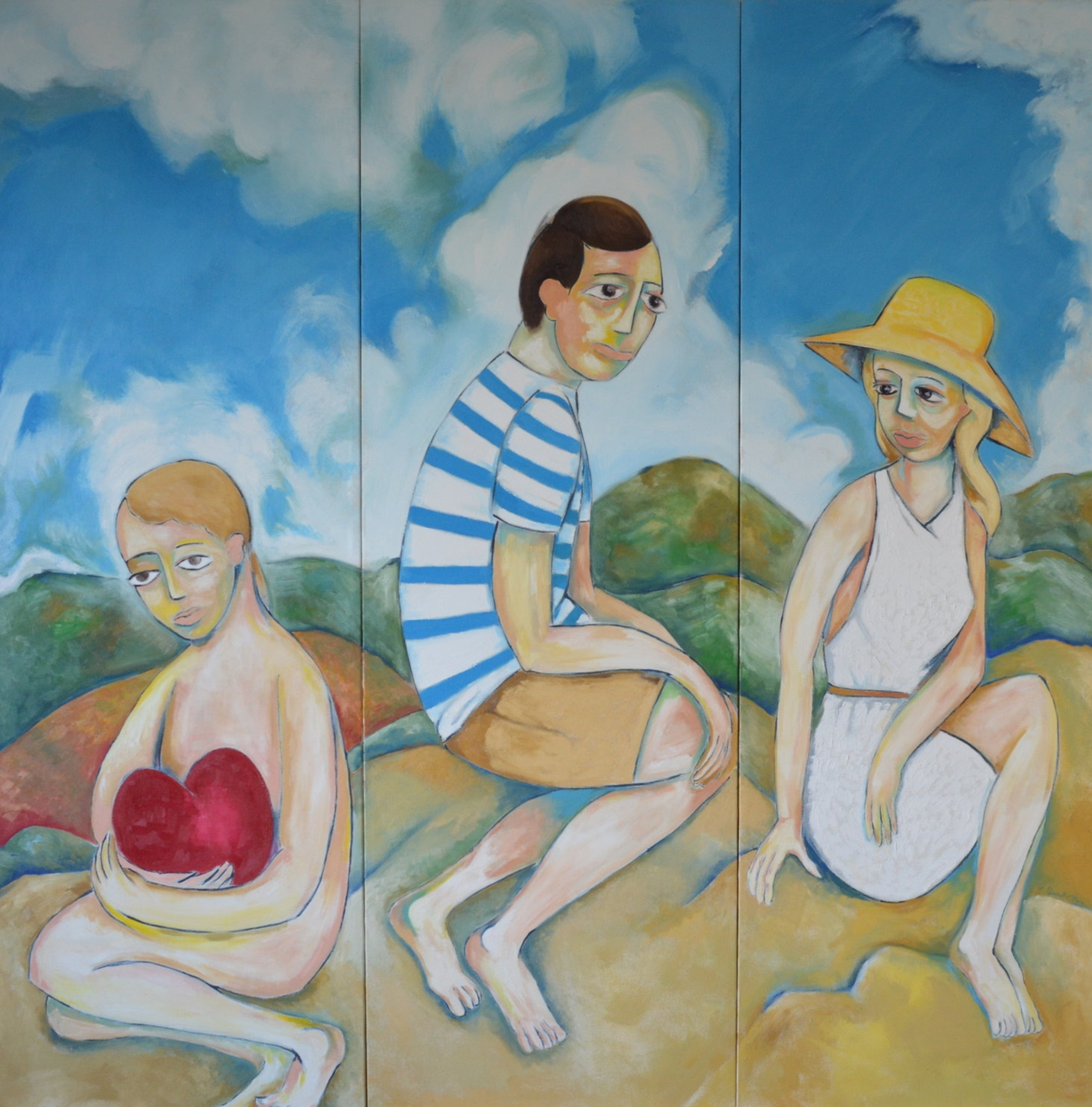 adolescence and mind   Hunter & Huebner Collection