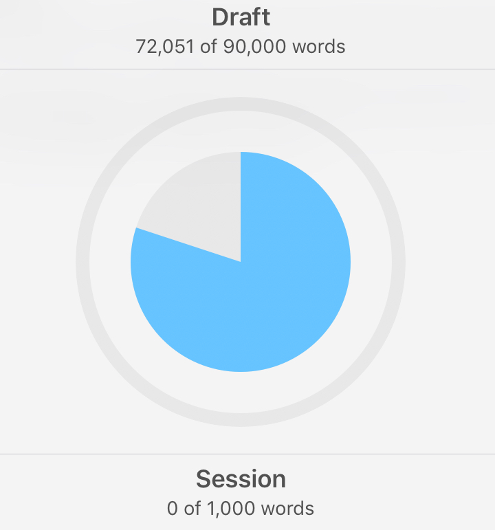 72,051 of 90,000 words