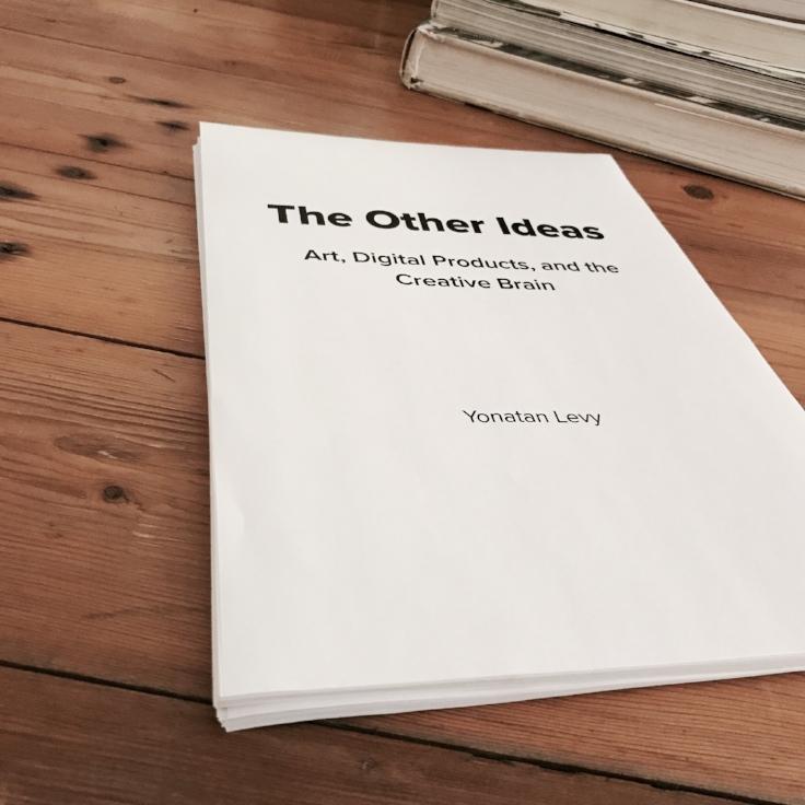 Final book draft.