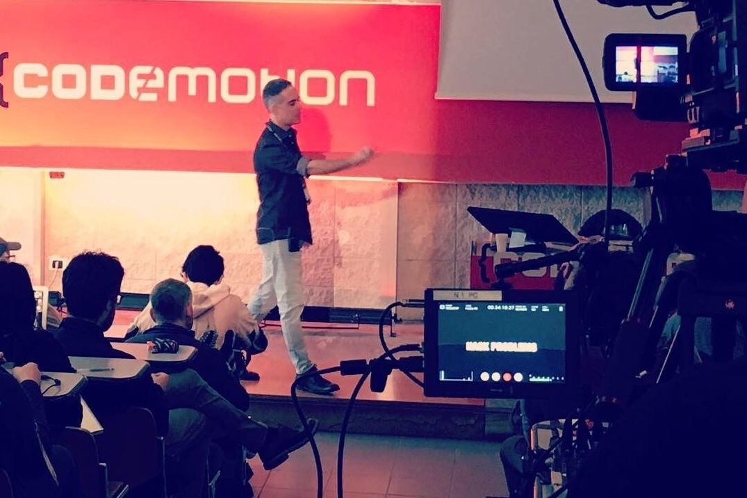 Codemotion Conference 2019