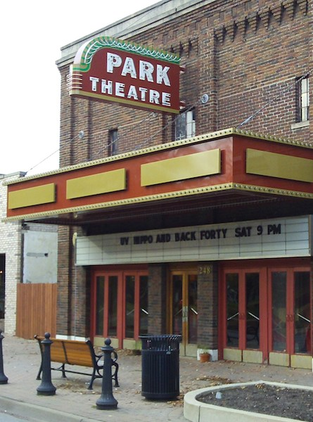 Park Theater - Holland, MI