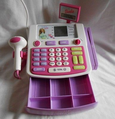 90's Barbie Cashier