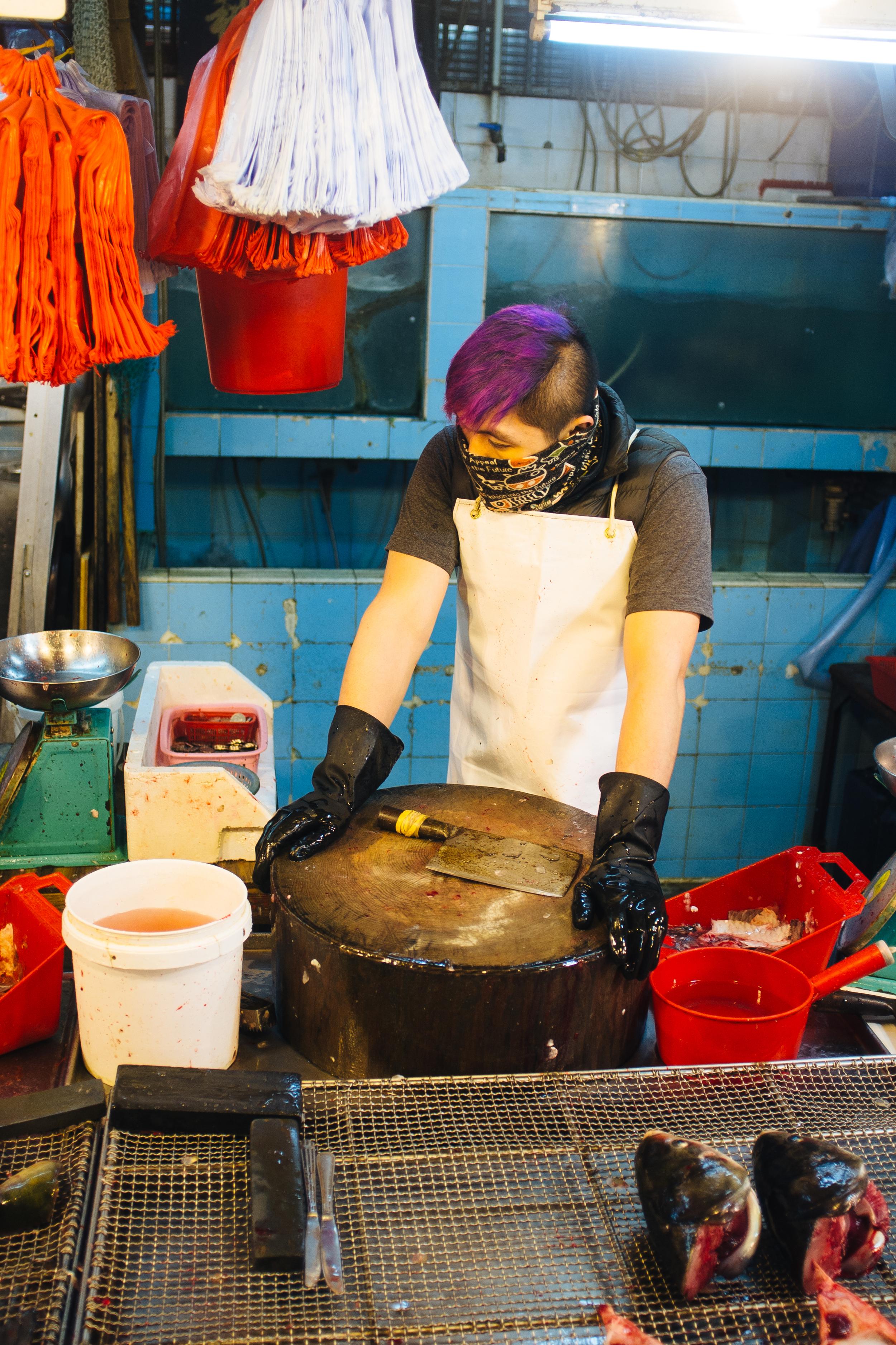 Hong Kong Fish Market Mohawk Man.jpg