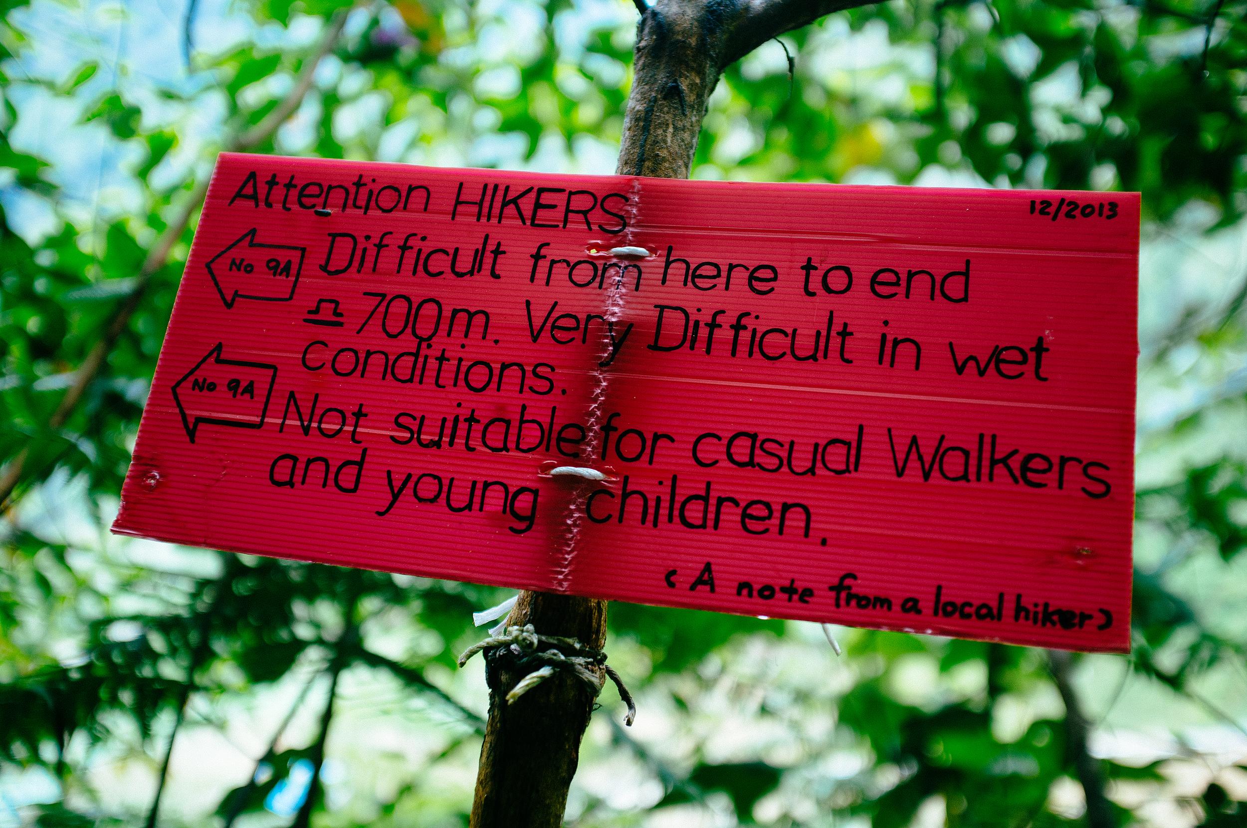 Cameron Highlands Hiker Warning.jpg