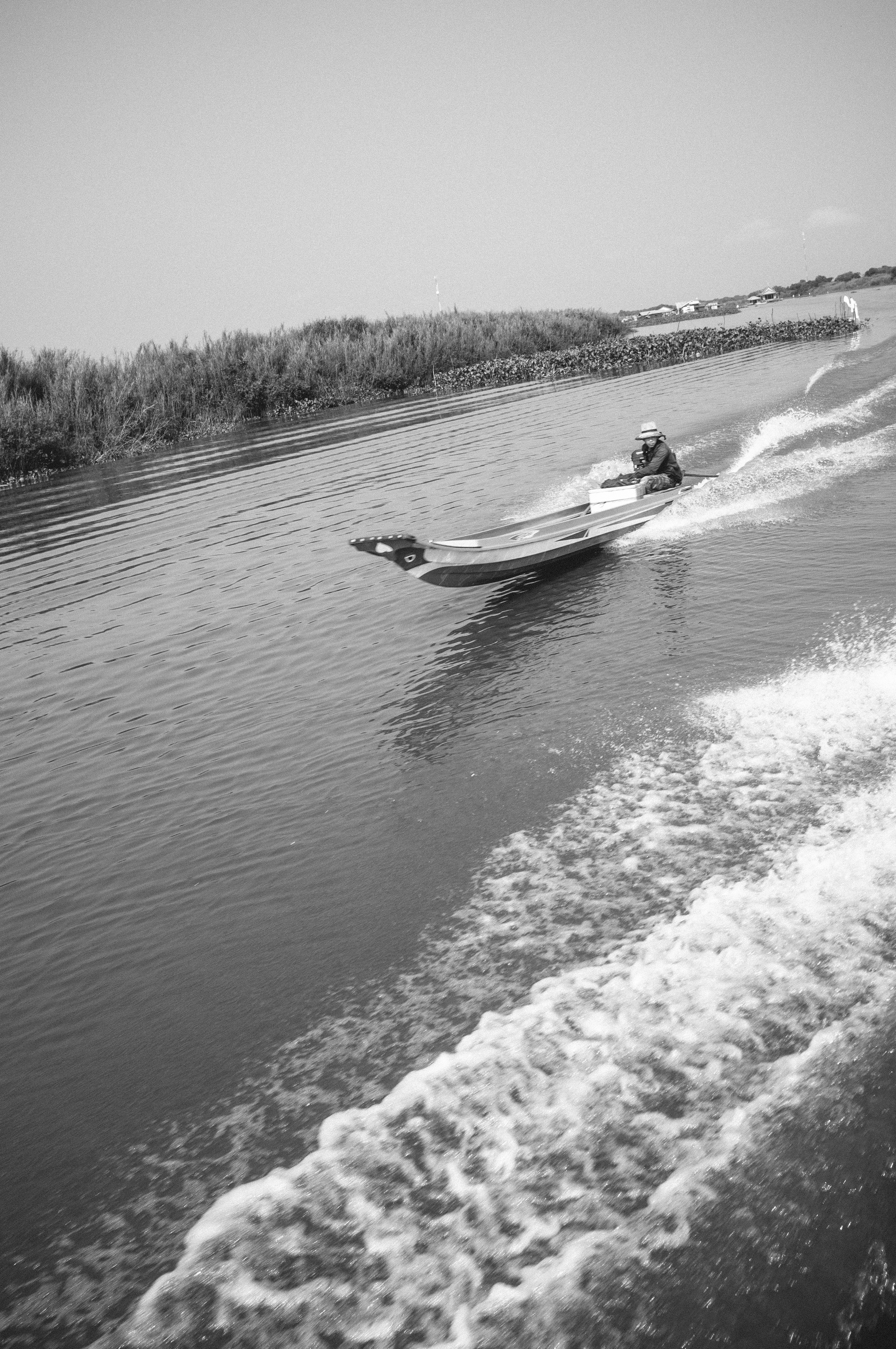 Cambodian River Trip - Other River Boat.jpg