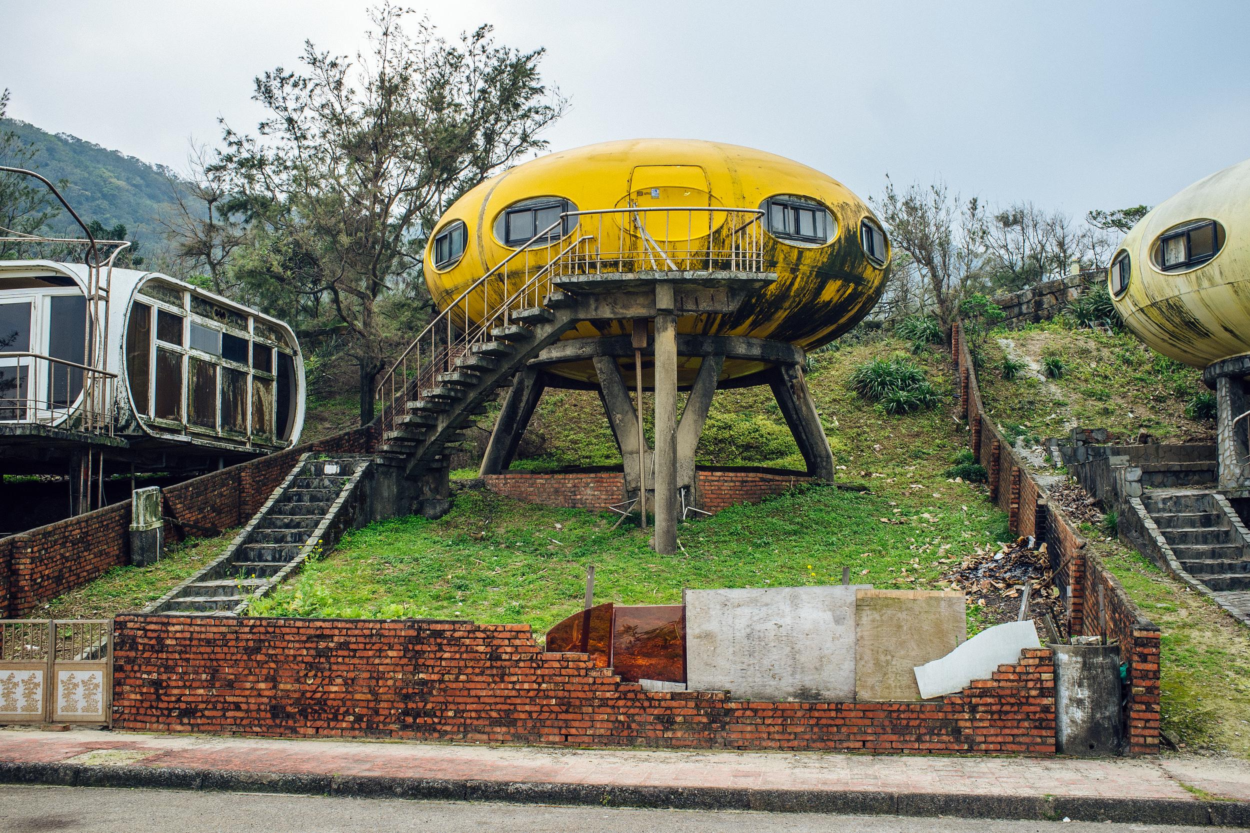 Yannick UFO House.jpg
